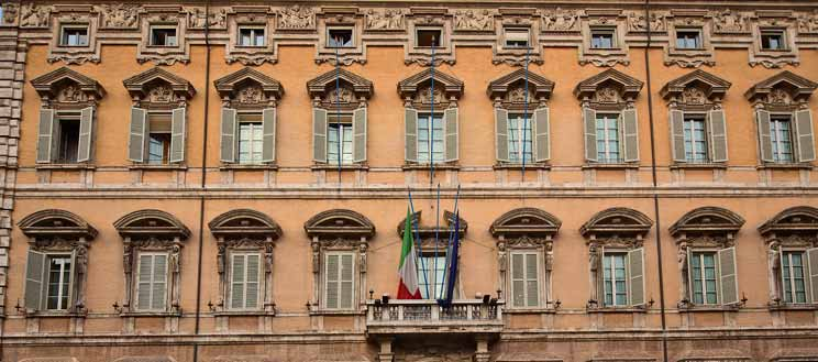 the senate of the italian republic romeo gestioni s p a
